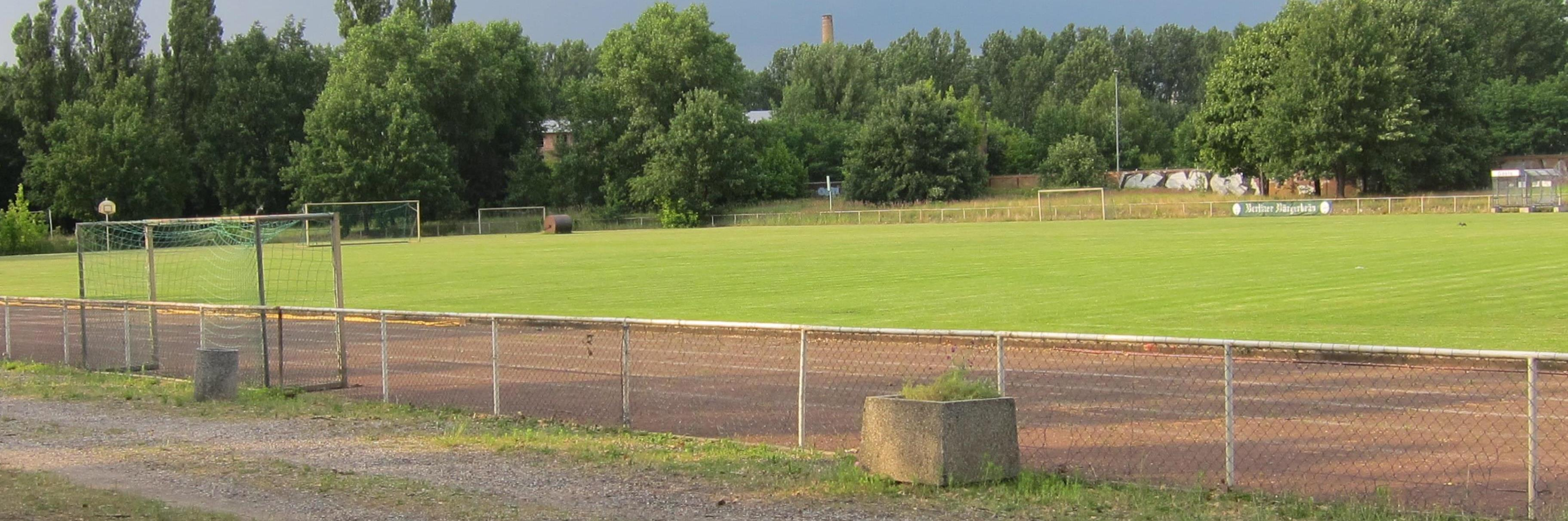 Unsere Fussballanlage
