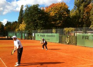 Offenes Doppelturnier: Doppel Open 2018 @ Tennisplätze ESV Lok Berlin-Schöneweide | Berlin | Berlin | Deutschland