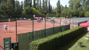 4-Länderkampf: Tennis der besten Eisenbahner