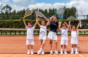Tennis-Feriencamp 2019 für Kinder @ Tennisplätze ESV Lok Berlin-Schöneweide e.V.