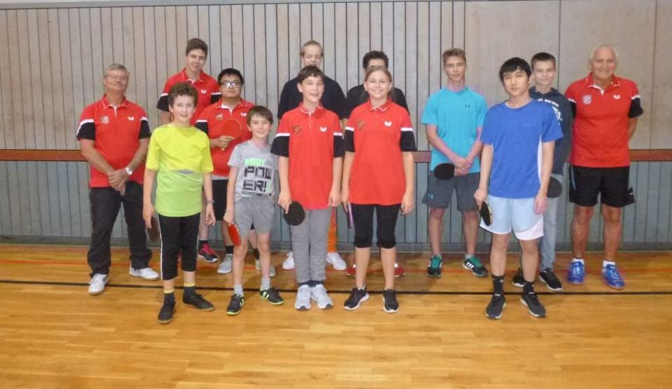 Training für Kinder und Jugendliche