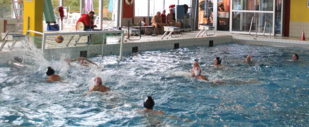 Wasserballtunier Montreux 2014