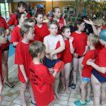 Schwimmtraining (vor Covid-19)