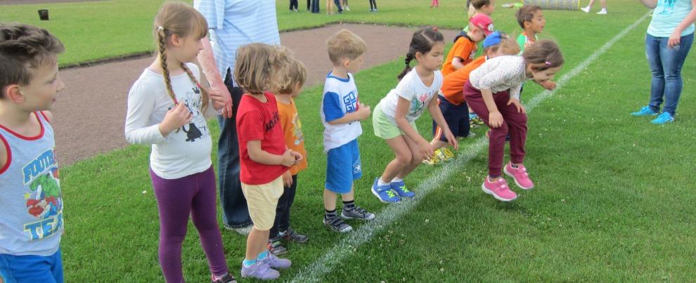 Vereinssportfest für Groß und Klein