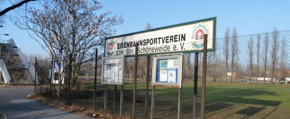 Sportplatz Betriebsbahnhof Schöneweide