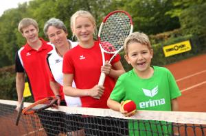 Eltern-Kind-Tennis 2018 @ Tennisplätze ESV Lok Berlin-Schöneweide e.V. | Berlin | Berlin | Deutschland