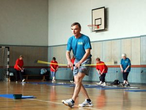 27. Senioren-Sport-Treff für Senioren ab 60 Jahre @ Sportplatz ESV Lok Berlin-Schöneweide e.V.
